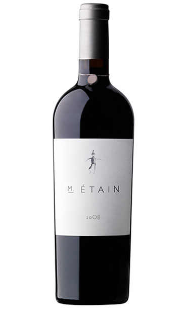 2008 M. Etain Wine Bottle