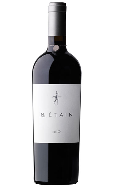 2010 M. Etain Wine Bottle