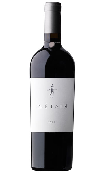 2011 M. Etain Wine Bottle