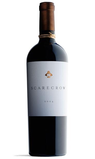 2004 Scarecrow Wine Bottle
