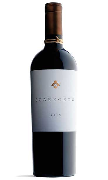 2013 Scarecrow Wine Bottle